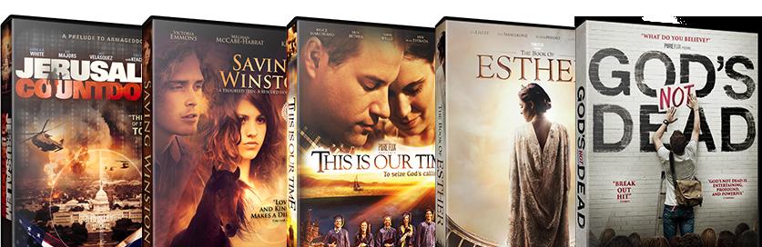 dvd-lineup